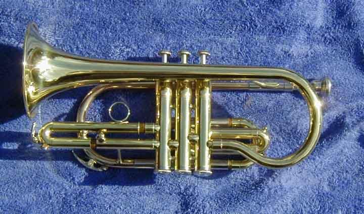 Yamaha Trombone Ga Model